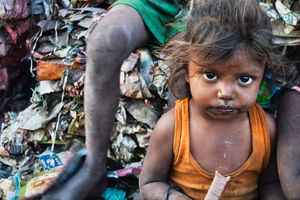蝗蟲效應:貧窮背後的恐怖暴力