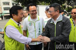 <u>洪恒珠</u>參選立委 卓榮泰:相信蘇院長能解決屏東的問題