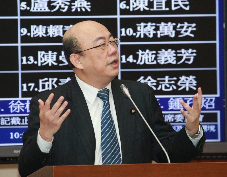 民進黨立委郭正亮。圖/聯合報系資料照片