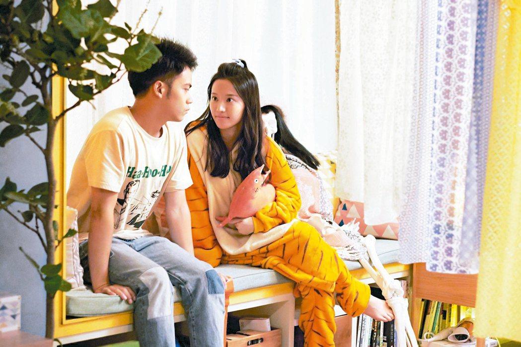 「陪你很久很久」中,蔡瑞雪與李淳有不少對手戲。圖/威視提供