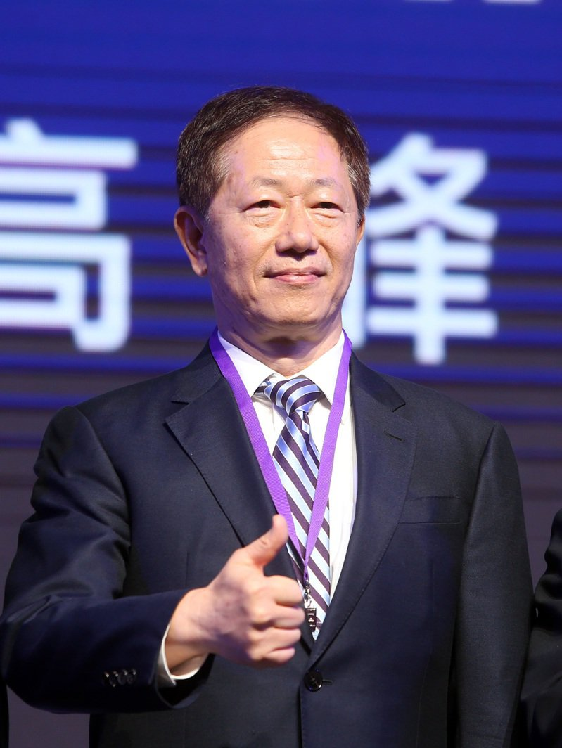 台積電董事長劉德音。本報資料照片