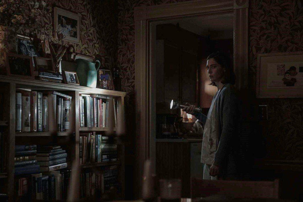 麗茲凱普蘭在「城堡岩」第2季演出屬於自己的風格。圖/CATCHPLAY+提供