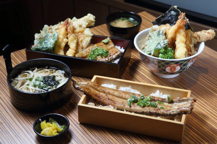 新開幕的「三角守破離」,推出一系列日系餐點。記者陳睿中/攝影