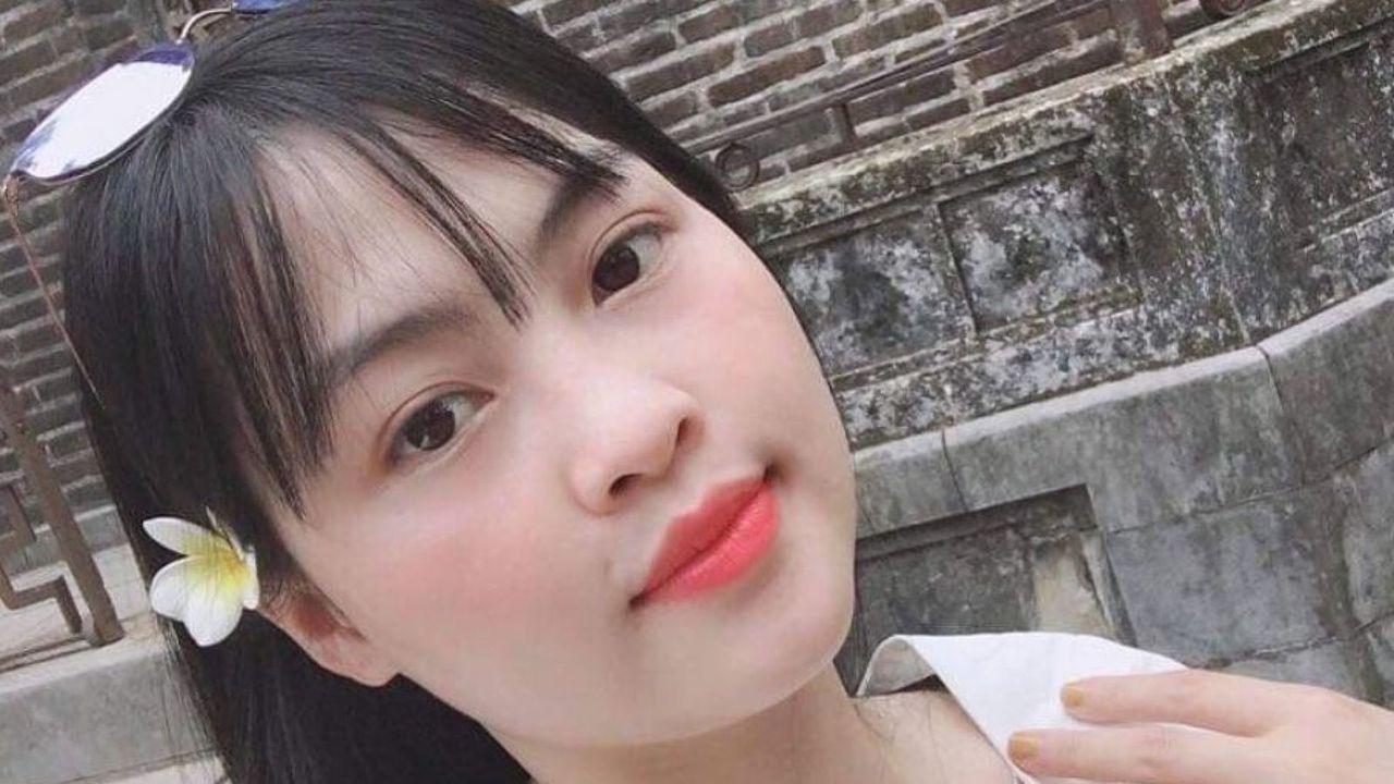 越南女子Tra My據信也是受害者。圖/摘自英國天空新聞網站