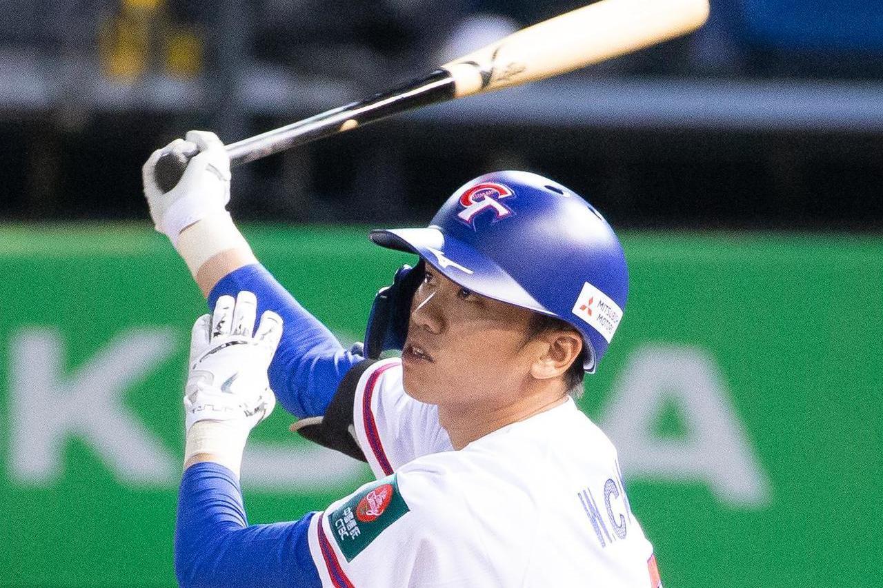 王威晨獲選為大會最佳三壘手。 聯合報系資料照