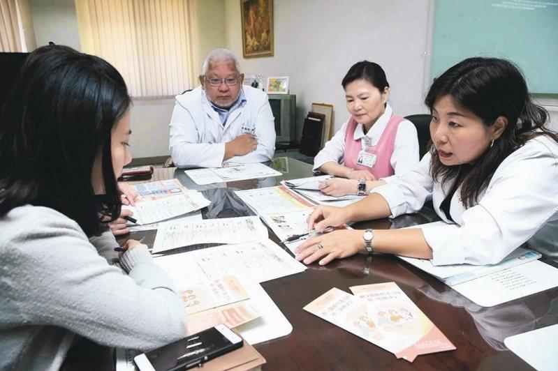 衛福部決定將10種罕病加1種疾病納入「病人自主權利法」,最快下個月正式公告。 圖/聯合報系資料照片
