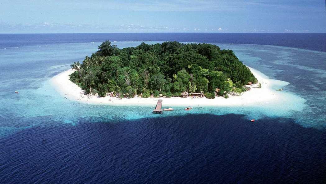 馬來西亞的詩巴丹島是世界著名水肺潛水地點。 (路透)