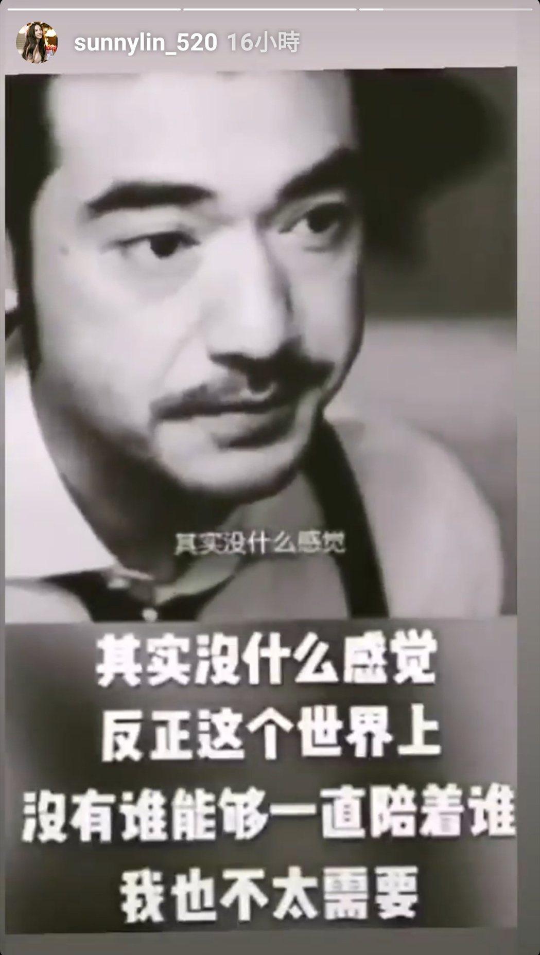 圖/擷自林采緹IG