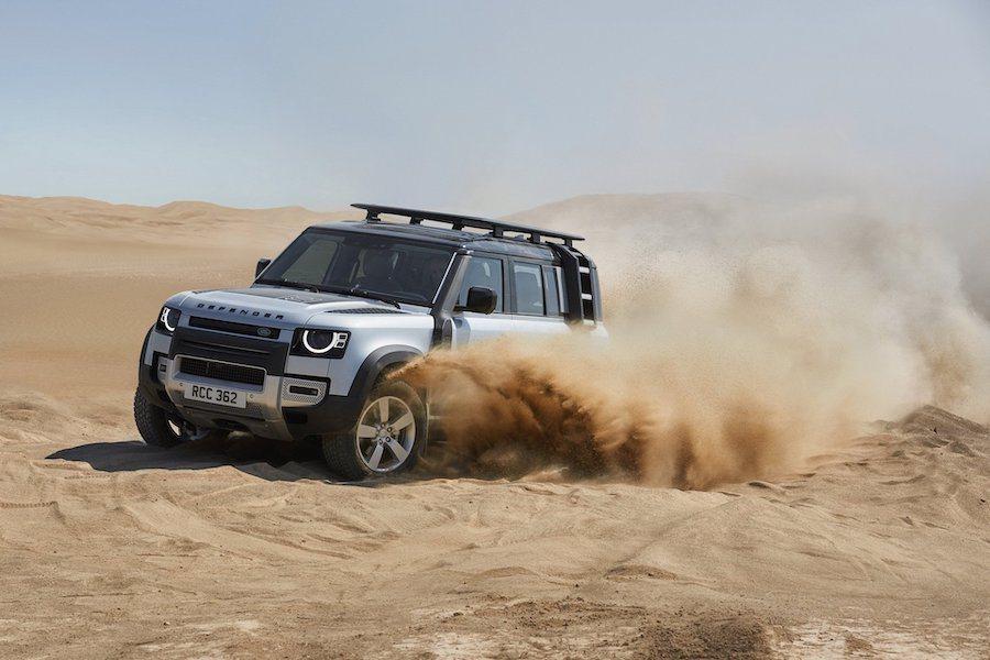 摘自Land Rover Land Rover提供