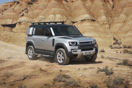 Land Rover Defender SVR版本開發中 將採用BMW M引擎?