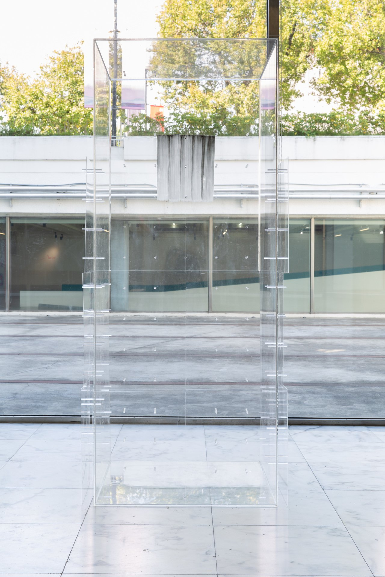 IN-site微型展展場。圖/北美館提供