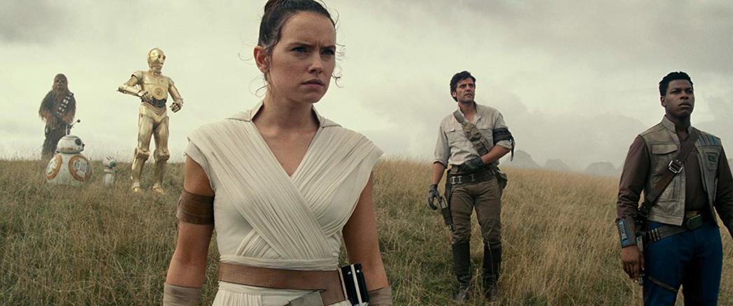 「Star Wars:天行者的崛起」北美票房備受看好。圖/摘自imdb