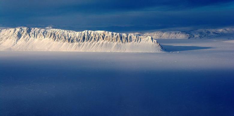 加拿大研究人員發現,加拿大北部冰川河流從大氣中吸收二氧化碳的速度,比亞馬遜雨林更...