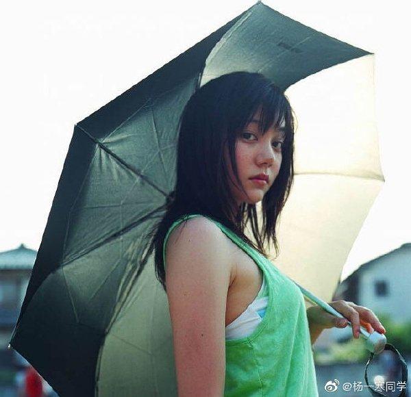 鈴木杏當年以「頭文字D」、「花與愛麗絲」爆紅。圖/翻攝自豆瓣電影