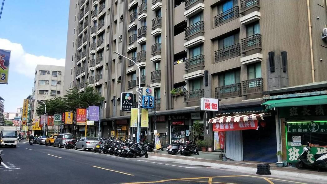 下新莊街景 。圖/東森房屋提供