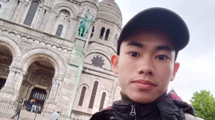 越南籍男子元丁良(Nguyen Dinh Luong,音譯)據信為英國貨櫃車屍案...