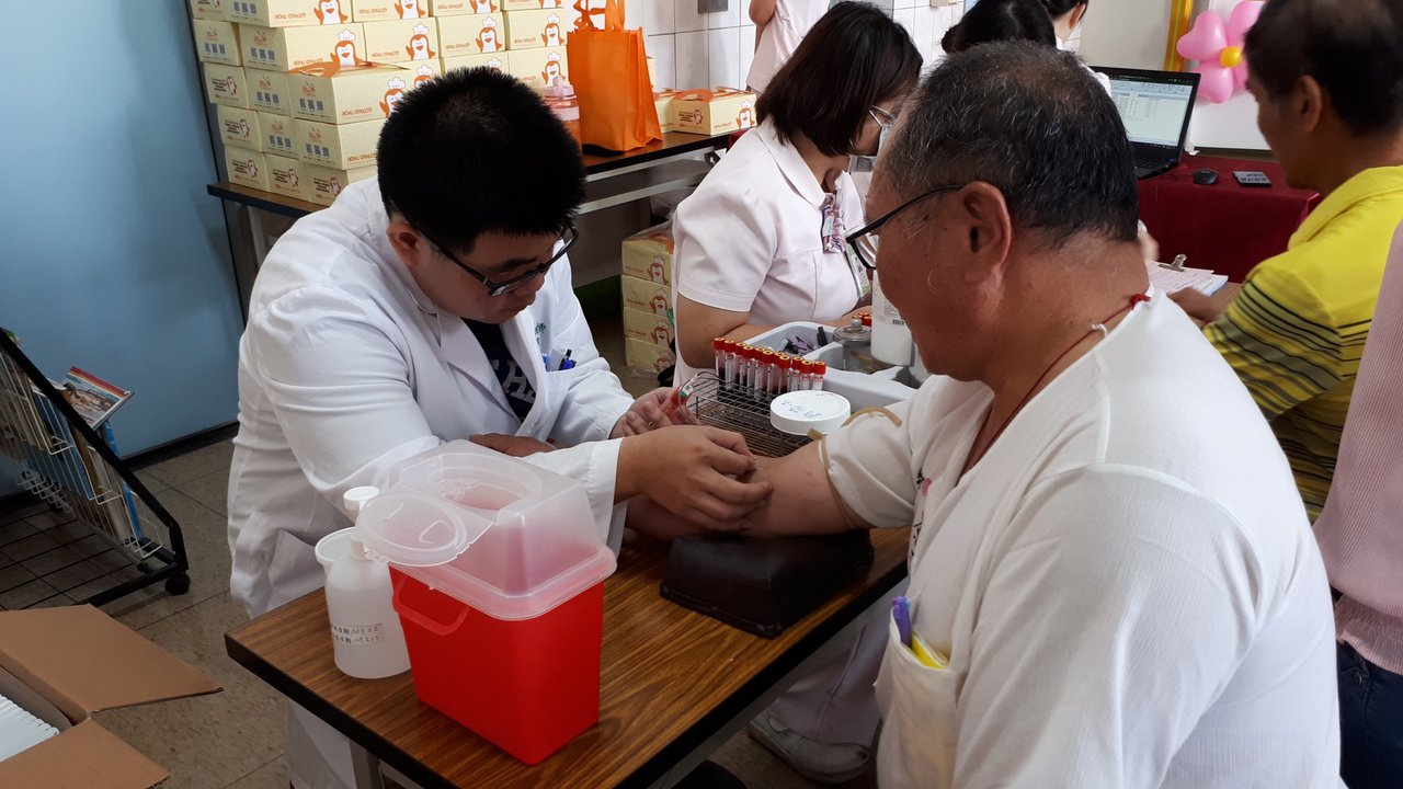 C肝口服新藥治療率9成9 新化分院辦成果分享