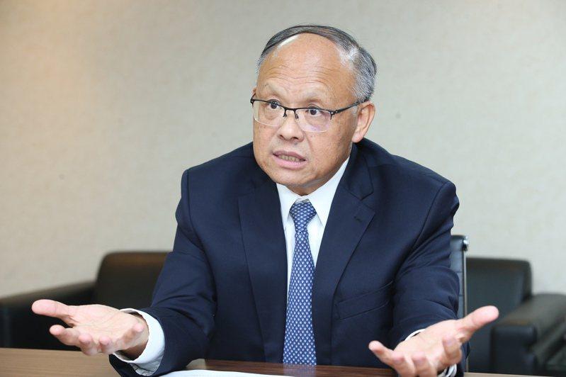 行政院政務委員鄧振中表示,TIFA復談沒有具體時間。圖/聯合報系資料照片