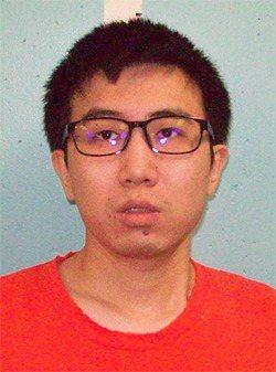 梁樂音涉嫌持有超過100張兒童色情圖片,被警方逮捕移送法辦。 佛蘭克林拘留所提供
