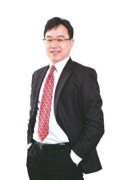馬治雲是柏瑞特別股基金的主要操盤手。 圖/柏瑞投信提供