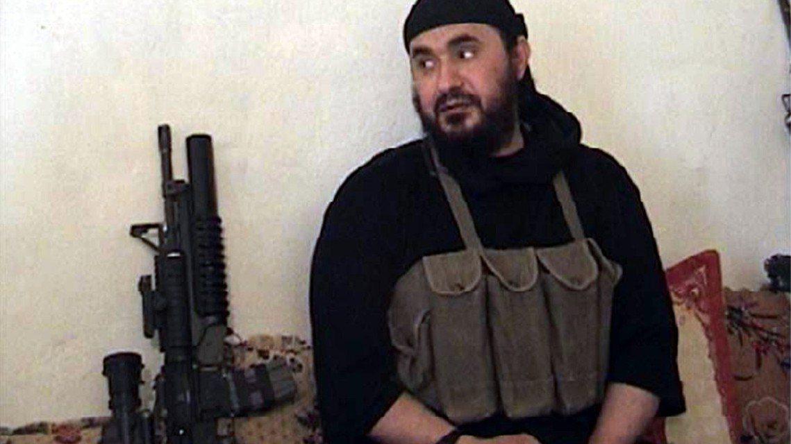 圖為札卡威,蓋達伊拉克的領軍人物,巴格達迪的「恐怖導師」。 圖/路透社