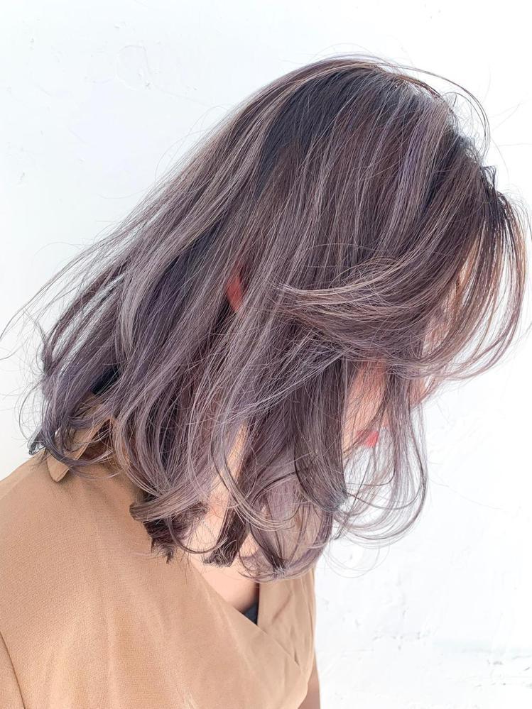髮型創作/sieg / Monster。圖/StyleMap美配提供