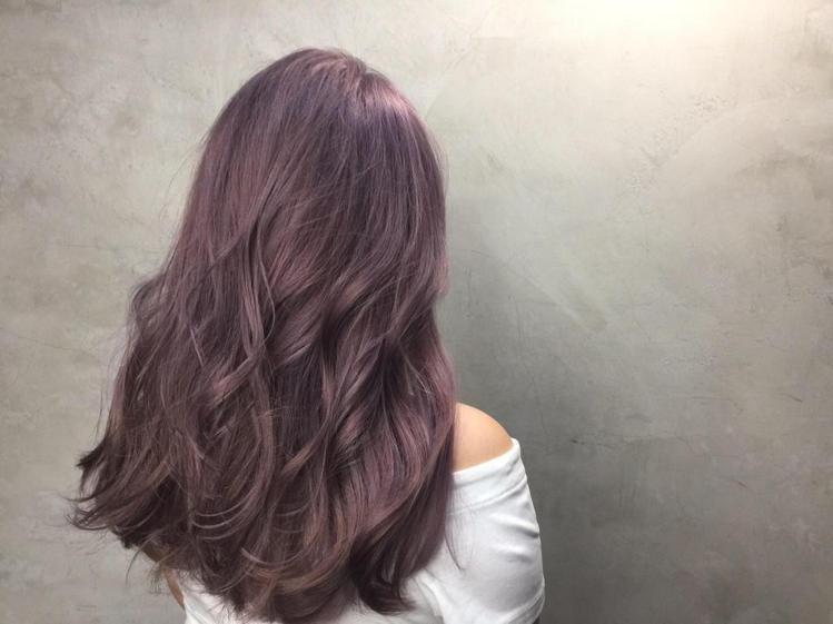 髮型創作/MG HAIR / Mien Chen。圖/StyleMap美配提供