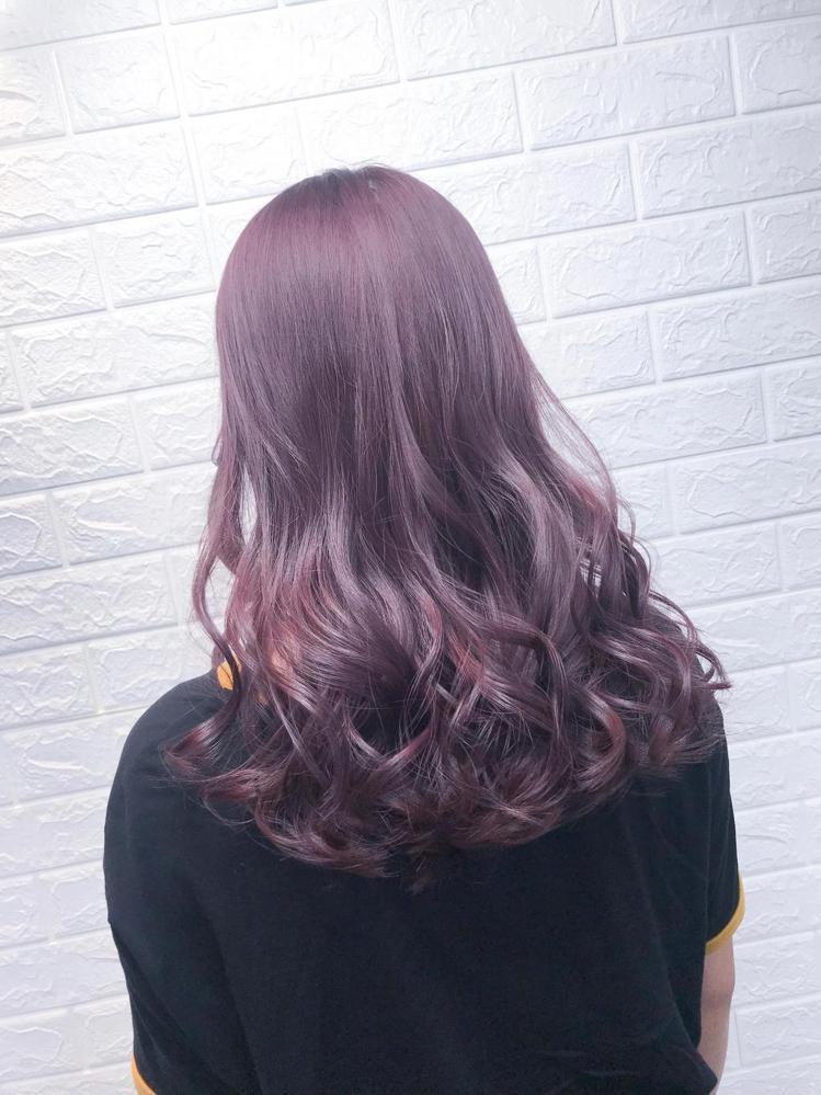 髮型創作/54_Eden Hair / Eden。圖/StyleMap美配提供
