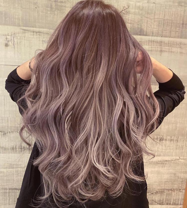 髮型創作/AT38 / Celine Tsai。圖/StyleMap美配提供
