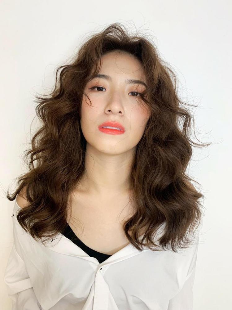 髮型創作/Chan Te 千堤髮妍時尚沙龍 / 安雅。圖/StyleMap美配提...