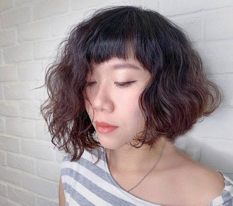 髮型創作/日涵 FA Hair Salon 捦泉店 / Leo Li。圖/Sty...