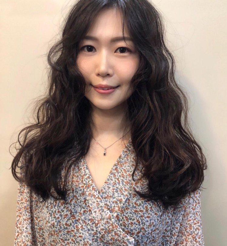 髮型創作/Lusso 中山店 / Lusso Ivy。圖/StyleMap美配提...