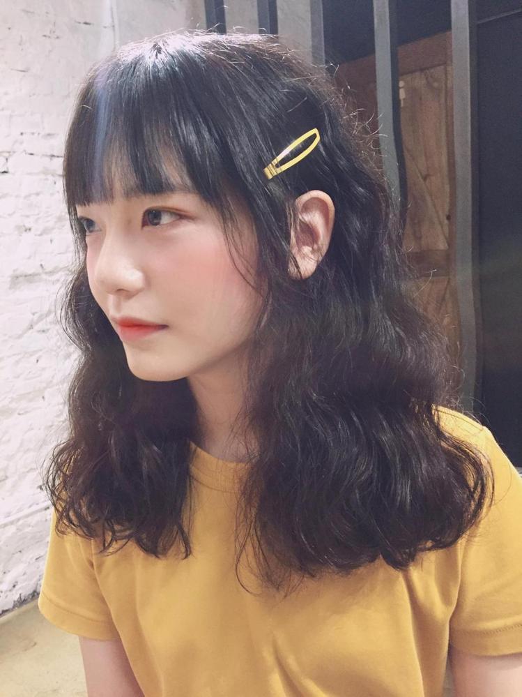 髮型創作/去兜Mika / Mika。圖/StyleMap美配提供