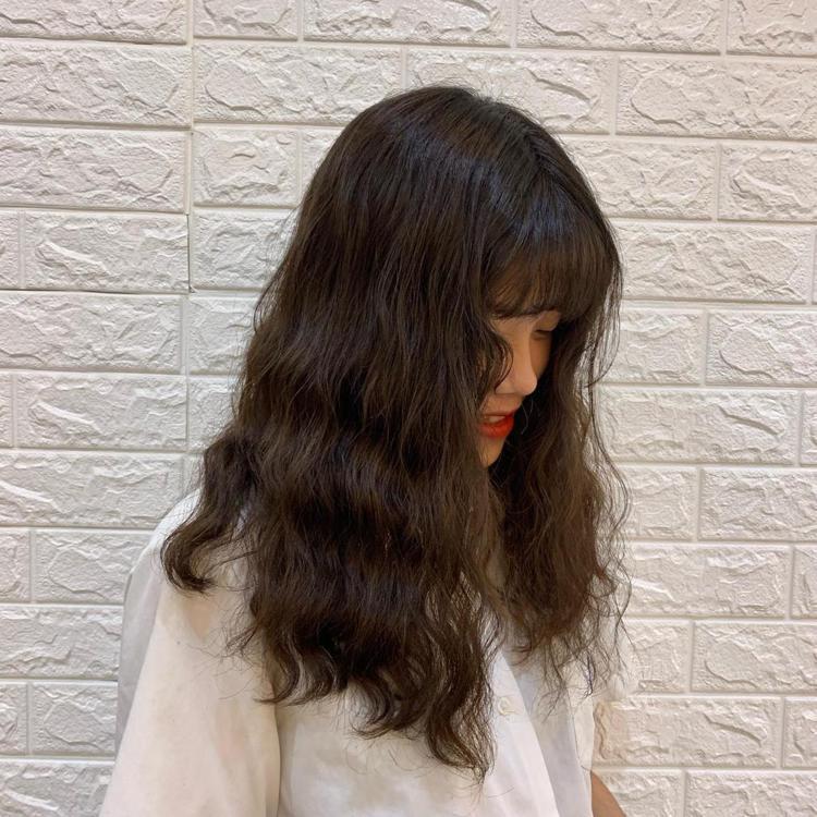 髮型創作/上越國際髮型石牌店 / Lucy。圖/StyleMap美配提供