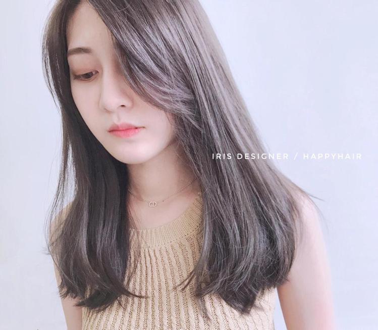 髮型創作/Happyhair北屯店 / Iris艾瑞絲《曼萱》/StyleMap...