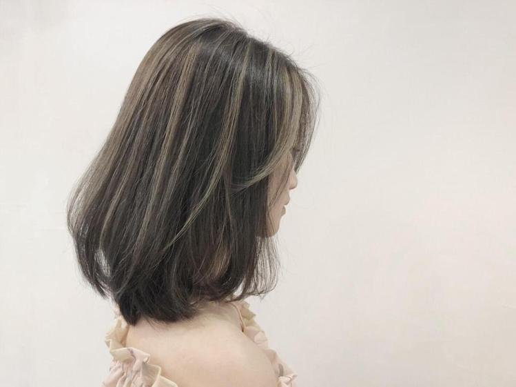 髮型創作/Davidjohn hair salon / Anita Mai/St...