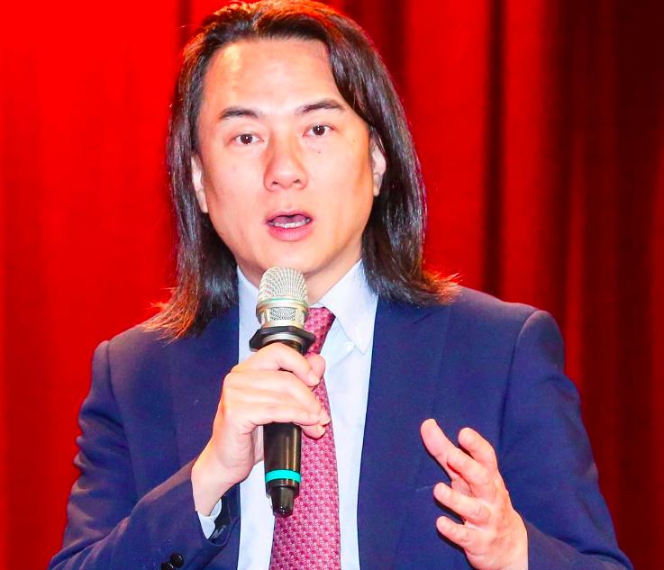 台北市市政顧問翟本喬。圖/聯合報系資料照片