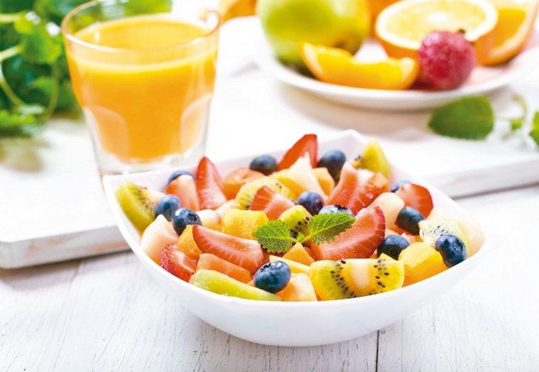 綜合水果。 本報資料照片
