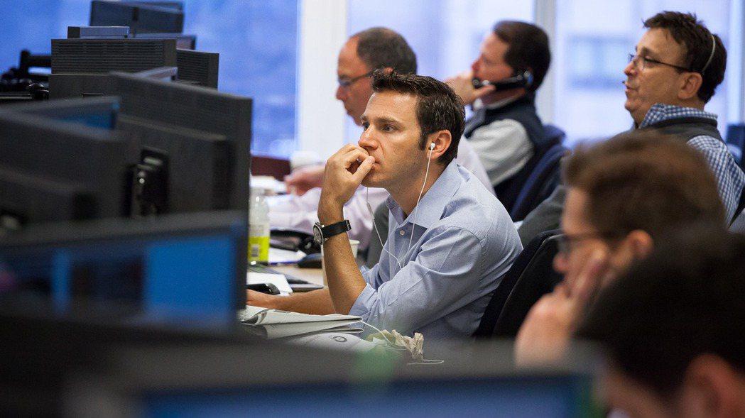 對投資人而言,很少跨業結合像金融業與科技業合流這般吸引人。 圖/彭博資訊