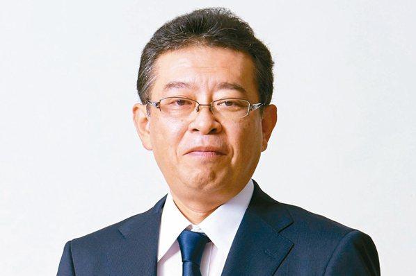 Ushio執行長內藤宏治 圖/彭博資訊、網路照片