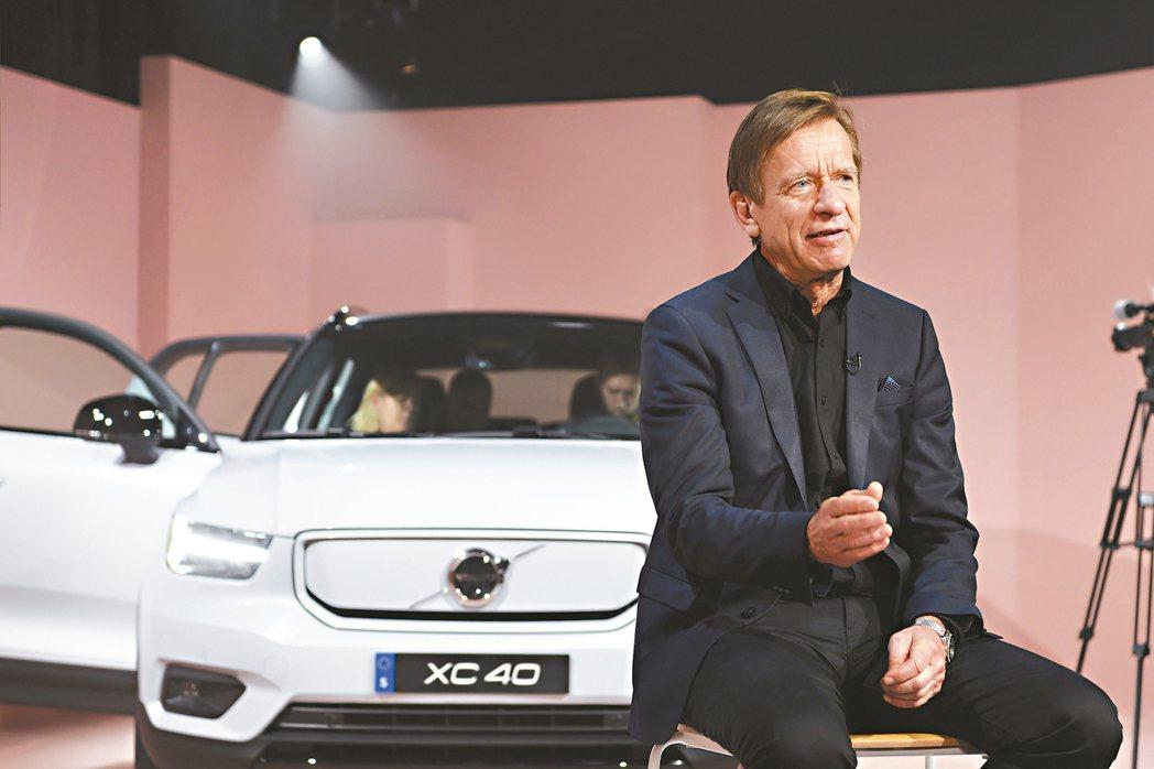 瑞典富豪汽車(Volvo)為了減少碳排放,不只大刀闊斧把產品陣容電動化,該公司甚...