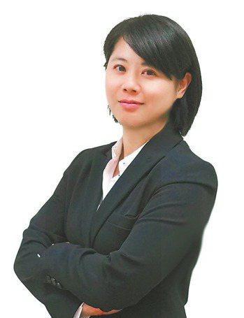 富邦人壽富榮二分處業務經理謝麗娟。 圖/謝麗娟提供