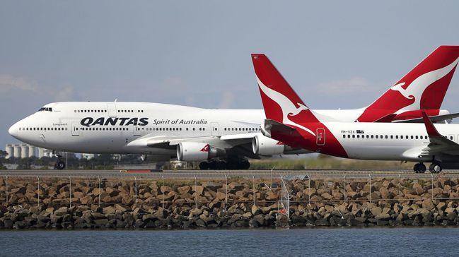 澳洲航空公司。圖/美聯社
