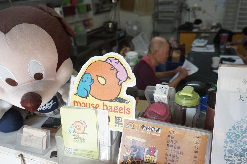 林將在花蓮開泥巴咖啡、賣老鼠貝果,人生2.0一樣豐富精彩。 記者王燕華/攝影