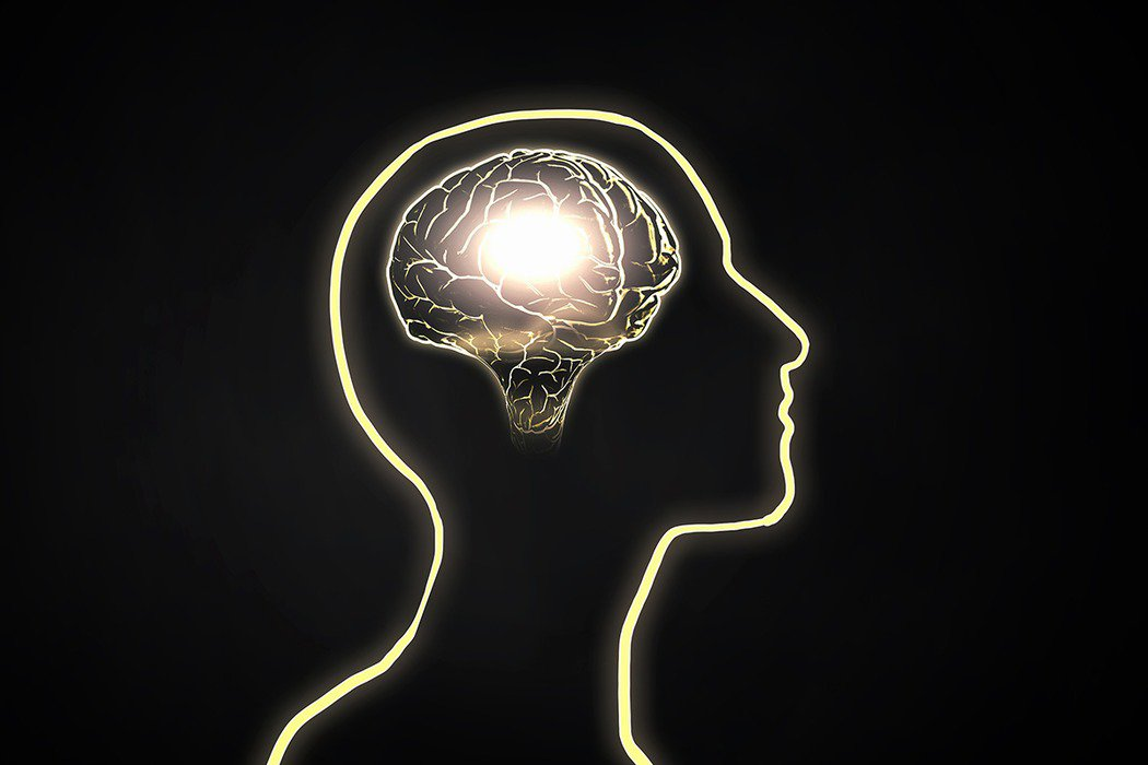 阿茲海默症示意圖。 圖/ingimage