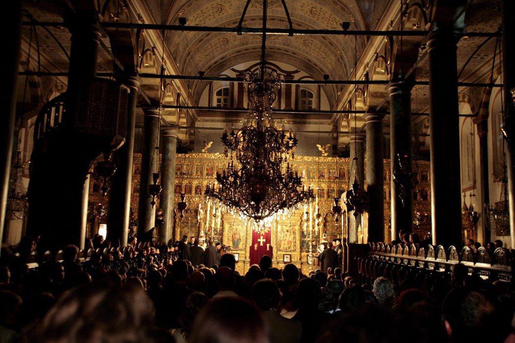拉攏國內東正教徒之餘,厄多安政府也可望藉由宗教,進而影響賽普勒斯的政治氛圍。圖為...