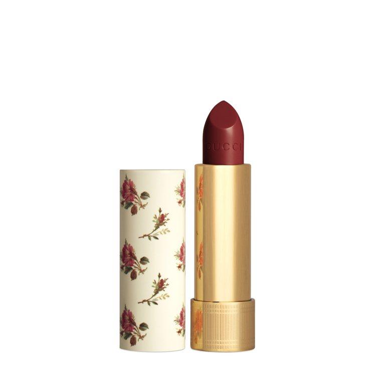 熱賣的薄紗#502 Eadie Scarlet俏麗佳人。圖/GUCCI提供