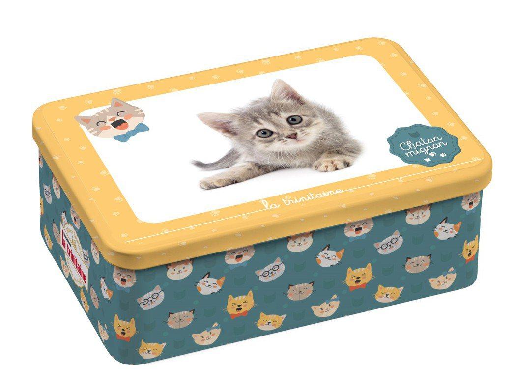 法國餅乾新禮盒,吹起療癒風。 圖/台灣元禧食品提供