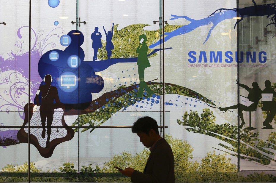 三星電子據傳要將6,000萬支智慧手機交給大陸ODM廠商生產。美聯社