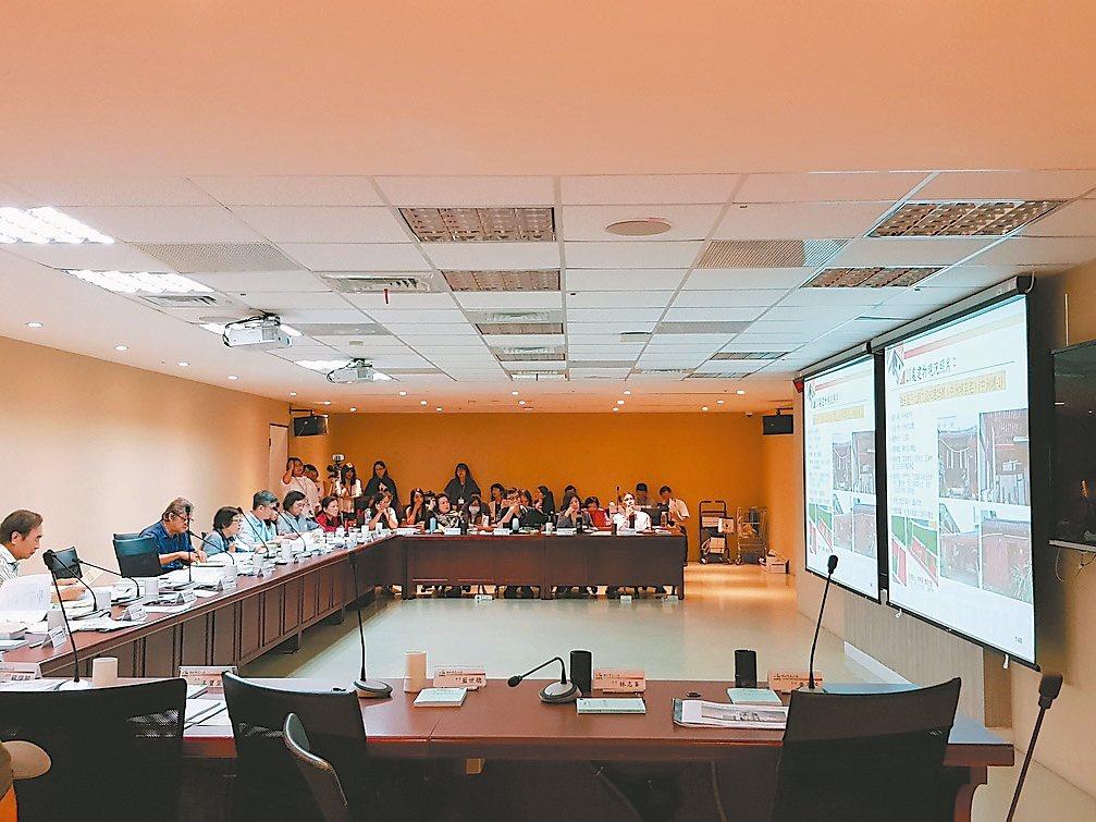 北市文化局文資委員會審議社子島20處具文資潛力的建物,委員會最終表決通過包含溪洲...